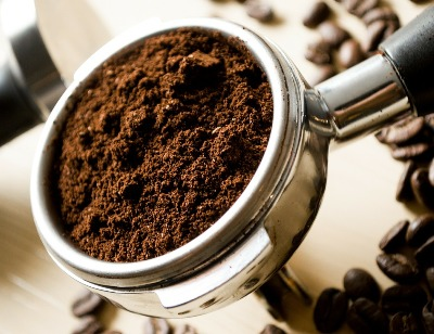 Coffee Grounds Help with a Spring Valley Snail Problem
